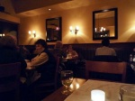 A small, cozy restaurant