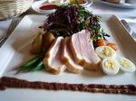 BC Albacore Tuna NiCoise Salad