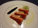 Sockeye Salmon Tataki