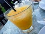 Mango Lemonade Slushy