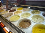 218 flavours of gelato to choose from