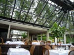 Conservatory at Teahouse Restaurant in Stanley Park