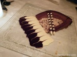 Chocolate Hazelnut Zuccotto