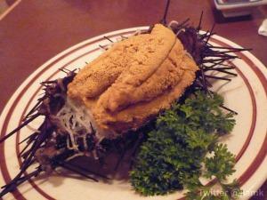 Fresh Sea Urchin (uni)