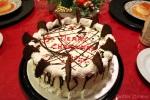 Ice cream cake from DQ