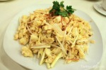 Hoi Tong - Scrambled eggs with fish maws and yellow chives
