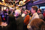 Guests listen to opening remark by Tourism Vancouver Island CEO