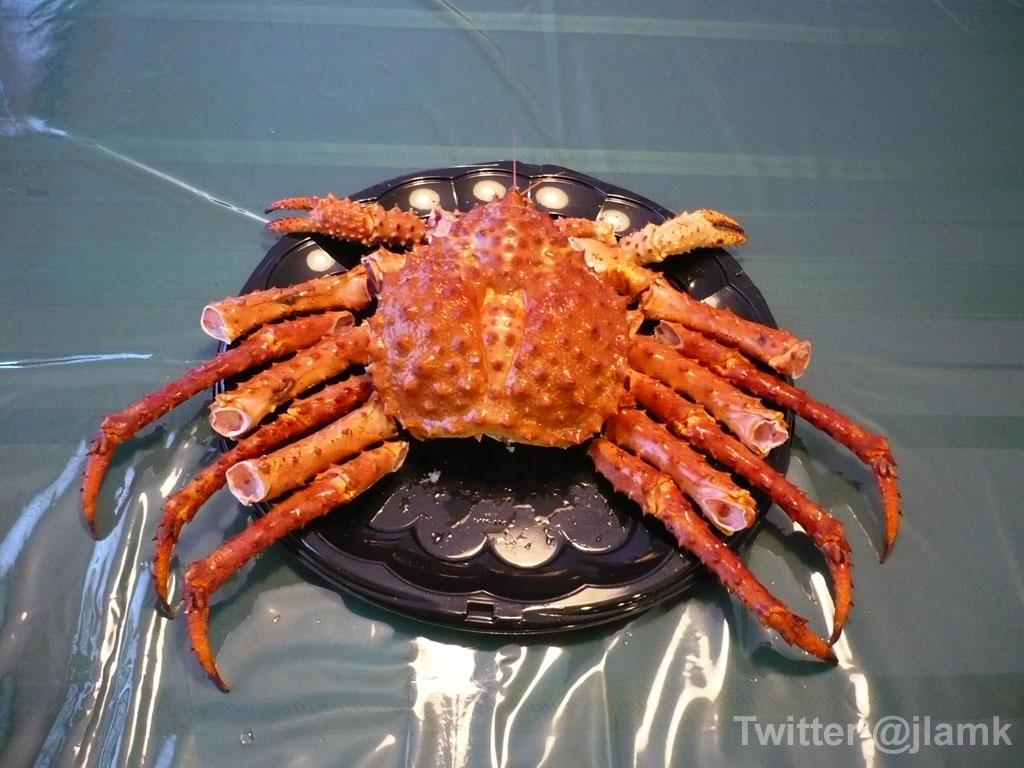 The Original, Natural Flavours of Alaskan King Crab