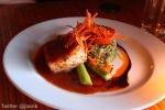Cartagena Crusted Halibut