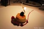 Diva's Caramelized Stilton Cheesecake