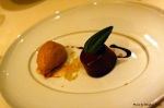Valrhona Chocolate Pudding