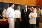 Bocuse d'Or Canada and Moxie's President