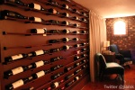 Wine Rack in the Basement