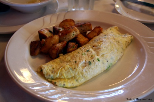 Daily Special Three Egg Omelette