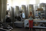 The Fort Wine Co.: Staff explains wine making process