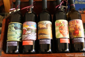 The Fort Wine Co.: Table wine labels