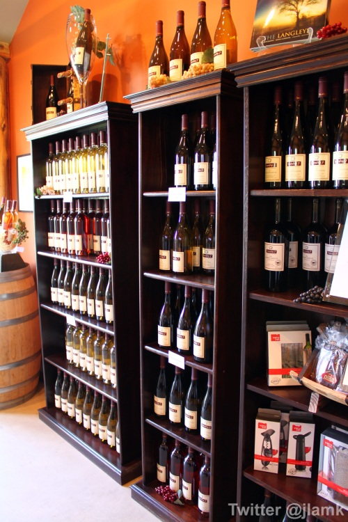 Township 7: The wineshop