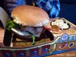 Pirate Pak with B.C. Chicken Burger and Zoo Sticks