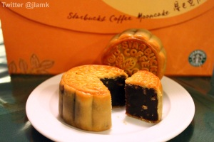 Espresso & Nuts Starbucks Mooncake