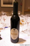 "Vinsera ""Port-Style"" Wine from Saturna Island Vineyards"
