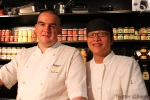 Chef Lee Parsons and Sous Chef Vincent Lam
