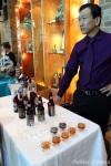 History of Chocolate Reception - Okanagan Spring Brewery