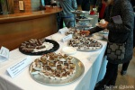 History of Chocolate Reception - Chocolate Desserts by Students