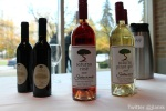 History of Chocolate Reception - Saturna Winery
