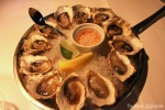 A dozen of Read Island Oysters