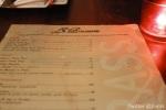La Brasserie Menu