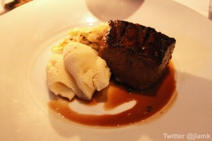 Grilled Alberta AAA Beef Striploin from La Terrazza