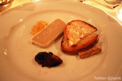 Chicken Liver and Cognac Parfait
