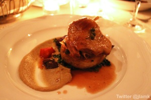 Crisp Confit of Fraser Valley Duck