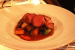 Roasted California Cut Strip Loin of Alberta Beef
