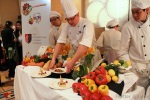 Chefs showcase their dishes