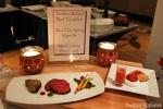 Hyatt: Entree and Dessert Display