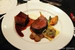 VCC: Fillet of Beef, Slowed Braised Brisket, Mushroom and Spanich Ravioli
