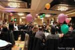 500 guests attended the event