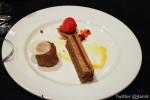 VCC: Carmella Mousse, Hazelnut Cake with Apple Tarte Tartin