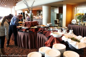 Cafe Pacifica Italian Opera Buffet - Appetizers