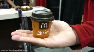 McDonald's Mini Coffee