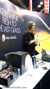 Wine Shield Booth