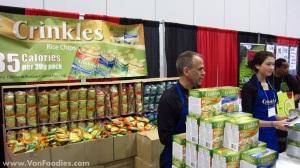 Crinkles Rice Chips