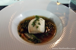 Black Cod with Thai Broth