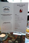 "The ""Blue Ribbon Classics"" Menu"
