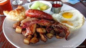 Monk's Classic Breakfast