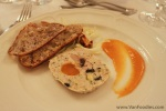 Pressed Quail Terrine by Fairmont Chateau Whistler