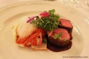 A Taste of Canada - Coast to Coast by Fairmont Hotel Vancouver