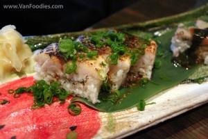 Aburi Shime-Saba Sushi