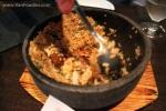 Stirring Kakuni Bibimbap